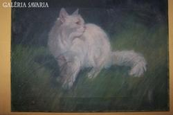 Bolerádszky Benő festőművész
