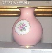 Fürstenberg -i virág váza - több számozás, limitált k