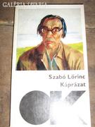 Szabó Lőrincz:Káprázat