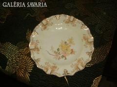 """Csodás antik ROYAL CROWN DERBY R'N"""" 161759 tányér"""