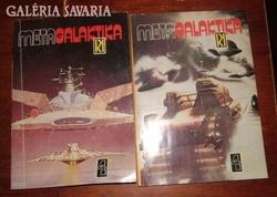 Metagalaktika 4. (két kötet)