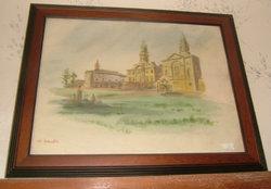 W. Smith . Akvarell - Rajz / Vegyestechnika