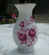 Royal Porzellan Bavaria KPM kézzel festett váza