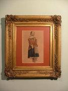 Paál László mesterétől származó festmény: Böhm Pál