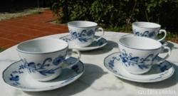 Royal Five Stars  hagymamintás 4 fős kávés készlet
