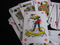 FRANCIA kártya