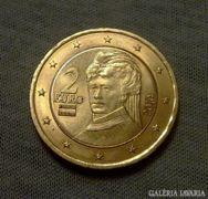 Aranyozott 2 Euro
