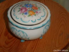 Antik német porcelán bonbonier