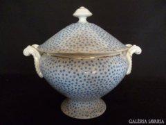 Y892 B4 Nagyméretű porcelán leveses tál