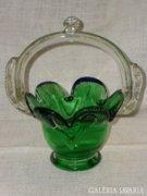 Héjalt üveg kosár  ( DBZ0050 )