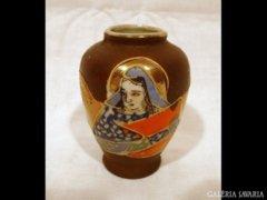 1294 G3 Japán SATSUMA váza