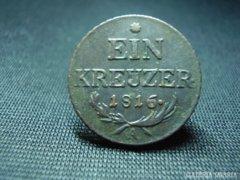 "1 Krajcár 1816  ""A"""