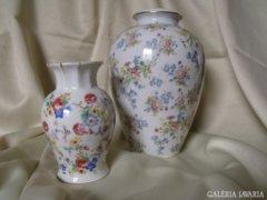 Antik Zsolnay váza pár