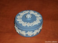 Angol porcelán bonbonier