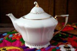 Antik angol teás kanna