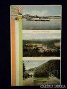 A085 Képeslap Pozsony - Bimbóház Vaskutacska 1911