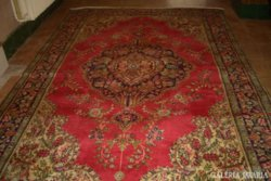 Extra Luxurious Baroque Handpainted Tapestry Orig. Iran!