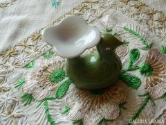 Porcelán galamb - talán gyertyartó