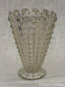 Üveg váza  ( 0035 )