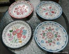 ANTIK GRÁNIT fali tányérok -készlet