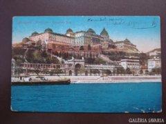 Budapest, Királyi vár   1916      RK