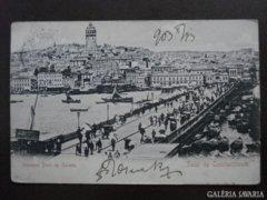 Constantinopole - Konstantinápoly    1903       RK
