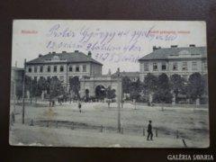 Miskolcz Rudolf Gyalogsági Laktanya 1914   RK