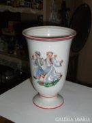 Drasche porcelán váza
