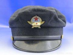 6915 Régi magyar mentős szolgálati sapka