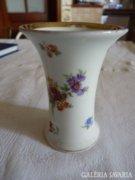 Német antik, számozott porcelán váza (Bavaria) (29)