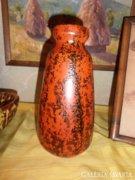 24 cm  kerámia váza