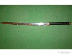 Y192 Nagyméretű szamuráj díszkard Katana