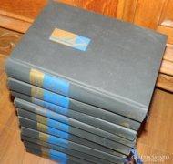 A kultúra világa / Teljes sorozat 10 kötet