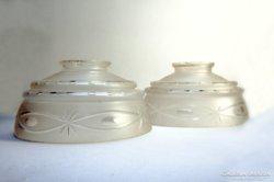 Csiszolt üvegbúrák