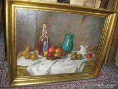 Bánovszky Miklós festmény , eladó