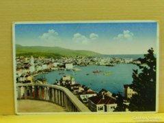 0A917 Régi képeslap Split városkép