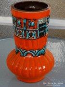 Carstens kerámia váza, retro a 60-as évekből