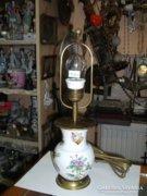Ó-Herendi asztali lámpa