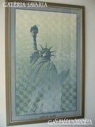 NEW  YORK. Spirit Of Liberty.