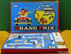 0A869 Retro GRAND PRIX autós társasjáték