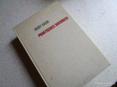Mary Hahn: Német szakácskönyv szakács 1956