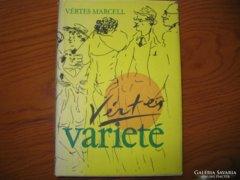 Vértes Marcell - Vértes varieté