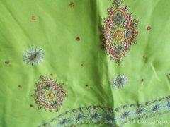 Indiai selyem anyag, függöny is lehet