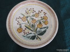 Porcelán kistányér  10 cm