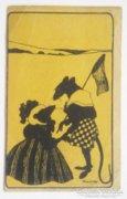 Faragó Géza: Kerpel-reklám, c.1912, RRR