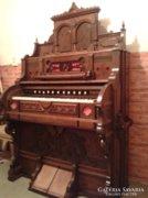 ANTIK KASTÉLY Harmónium ( Organ pump).