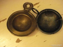 Antik teaszűrők