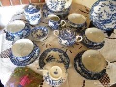Tojáshéj porcelán komplett készlet
