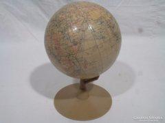 5025 Régi kisméretű földgömb 13 cm