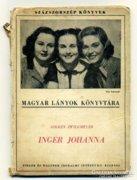 Dikken Zwinlgmeyer: Inger Johanna 1938, könyv